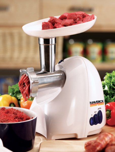 Maverick MM-5501 575 Watts Meat Grinder