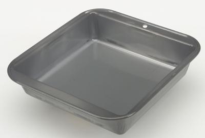 """Range Kleen B11SC 8"""" Square Cake Pan"""
