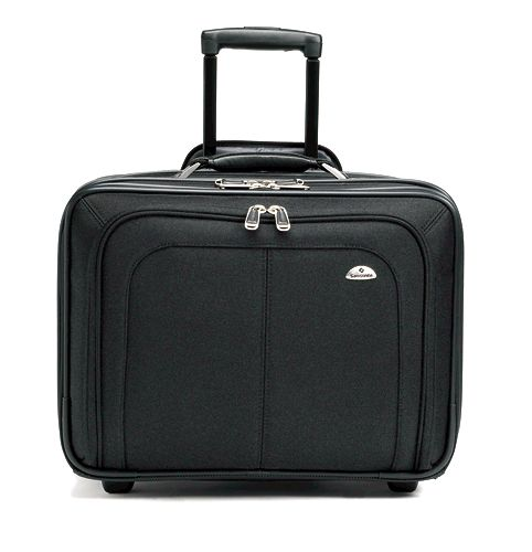 Samsonite 11021-1041 Business One Mobile Office Black