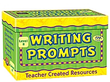 Teacher Created Resources Tcr9000 Writing Prompts Grade 8