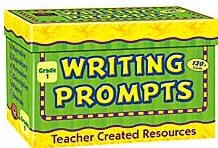 Teacher Created Resources Tcr9001 Writing Prompts Grade 1