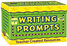 Teacher Created Resources Tcr9004 Writing Prompts Grade 4