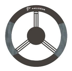 Atlanta Falcons Steering Wheel Cover Mesh Style