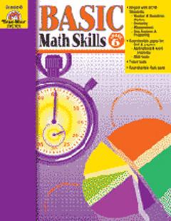 Evan-Moor Emc3019 Basic Math Skills Grade 6