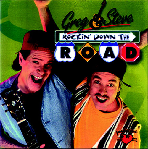 CREATIVE TEACHING PRESS YM-015CD ROCKIN DOWN THE ROAD CD GREG & STEVE