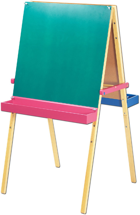 Lights Camera Interaction Lci1282 Deluxe Standing Easel