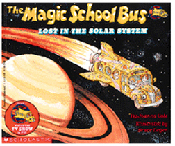 Scholastic Books Trade  Sb-0590414291 Magic Schl Bus Lost In Solar System