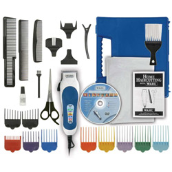 Wahl 79300-400 Clipper Corp 23pc Color Coded Clipper Set
