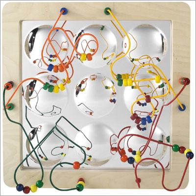Anatex MSP9006 Mirror Sculpture Maze Panel