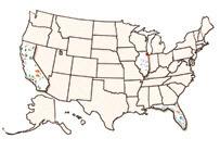 "ROYLCO INC. R-52027 40.5""x60"" USA Collage Map"