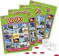 Trend Enterprises T-6138 Bingo Famous Landmarks-Ages 8 And Up