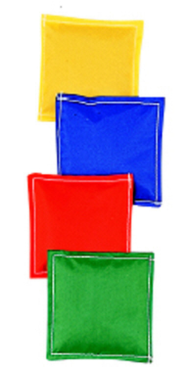 DICK MARTIN SPORTS MASBB44-Bean Bags 4 X 4 12-Pack