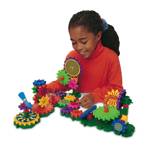 Learning Resources Ler9171 Gears! Gizmos-82 Pieces