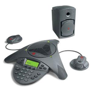 Polycom SoundStation VTX 1000 Polycom SoundStation - Single-Line Operation