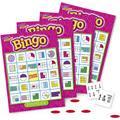 Trend Enterprises T-6136 Bingo Fractions-Ages 10 And Up