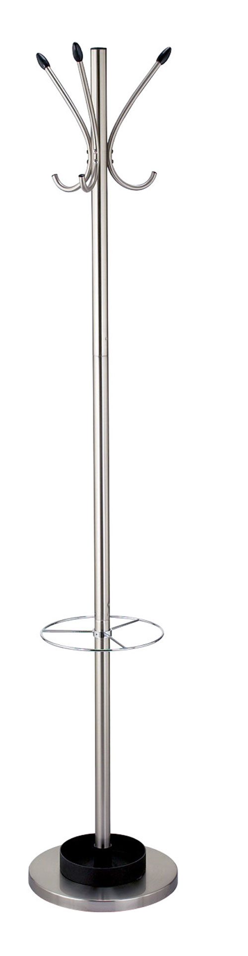 Adesso WK2058 Umbrella Stand/Coat Rack Steel 22