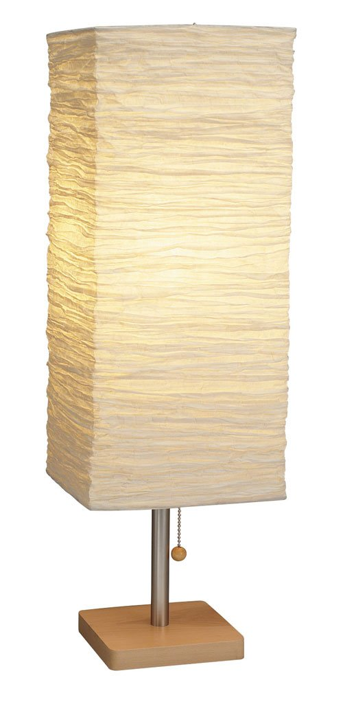 Adesso 8021 Dune Table Lamp Natural 12