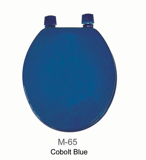 American Trading House M-65 MDF Solid Wood Seat - Colbalt Blue