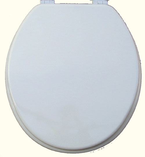 American Trading House M-75 White MDF Seat