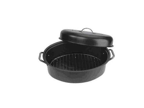 American Trading House JL-9023 Oval Shape Turkey Roaster