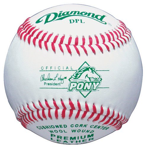 Diamond 1159059 Diamond DPL Pony League Baseball