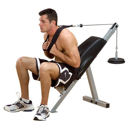 Body Solid PAB21X Powerline Abdominal Bench