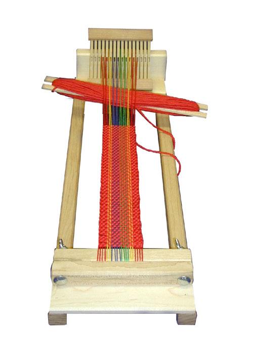 Beka 07101 Child s 4    Weaving Loom Handcraft Product