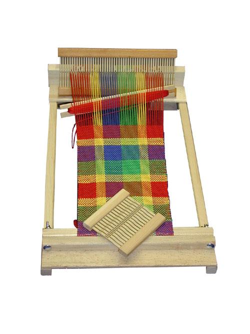 Beka 07201 Child s 10    Weaving Loom Handcraft Product
