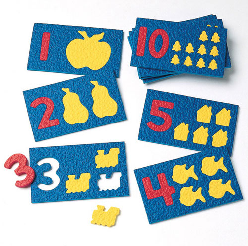 Lauri Lr-2414 Number Play-10/Pk Ages 3-6