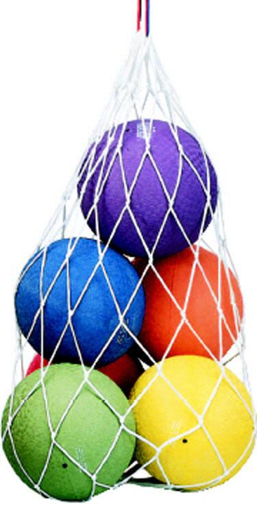 Dick Martin Sports Masbcn1 Ball Carry Net Bag-4 Mesh With Drawstring 24 X 36
