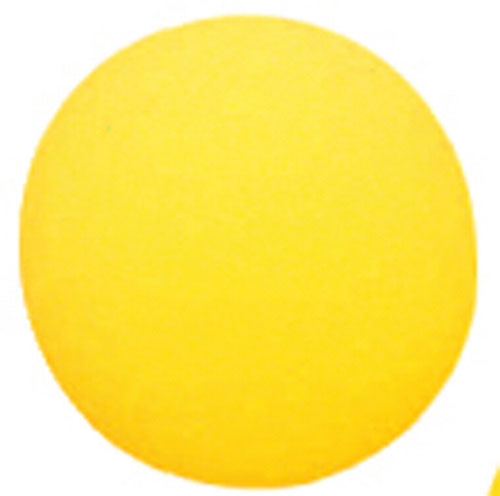Dick Martin Sports Masfby7 Foam Ball 7-Uncoated Yellow