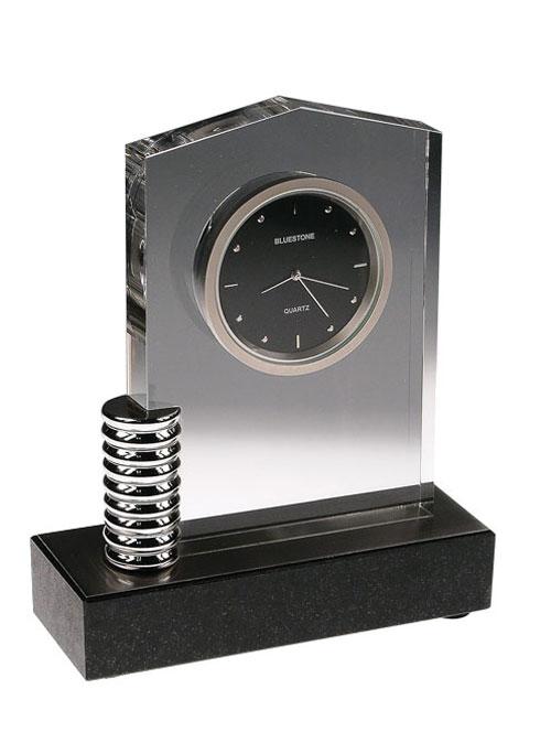 Bluestone Designs W347 Crystal Clock