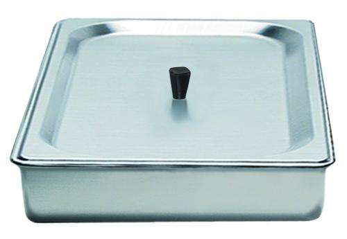 BroilKing SPL-2 1/2 Size 4.3 qt. Chafing Pan & Stainless Lid