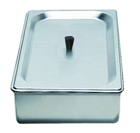 BroilKing SPL-3 1/3 Size 2.6 qt. Chafing Pan & Stainless Lid