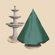 Bosmere C830 X-Large Fountain Cover - 80 Inch Diameter x 80 Inches High
