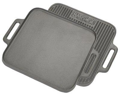 Bayou Classic 7442 14 Inch Square Griddle