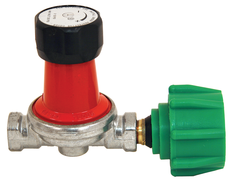 Bayou Classic 7850 0-30 psi Adjustable Regulator