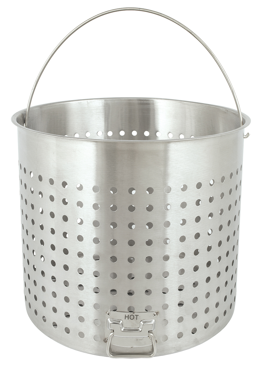 Bayou Classic B182 82-Qt. Perforated Basket