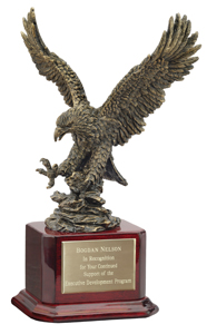 """Chass 74510 """"American Eagle"""" Trophy Award"""