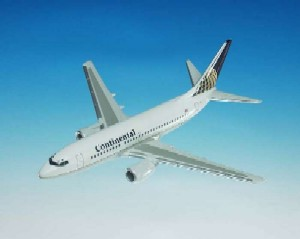 Daron Worldwide Trading G9610 B737-700 Continental 1/100 W/WINGLETS AIRCRAFT