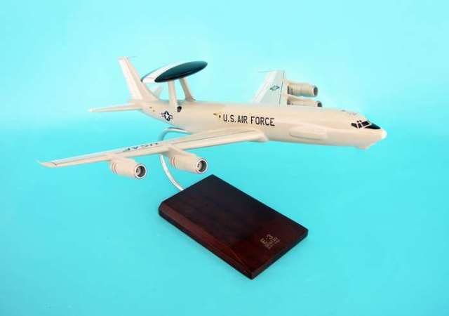 Daron Worldwide Trading B2310 E-3A Sentry Awacs 1/100 Scale AIRCRAFT