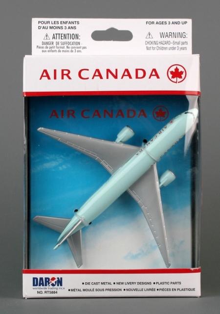 Daron Worldwide Trading RT5884 Air Canada Single Plane