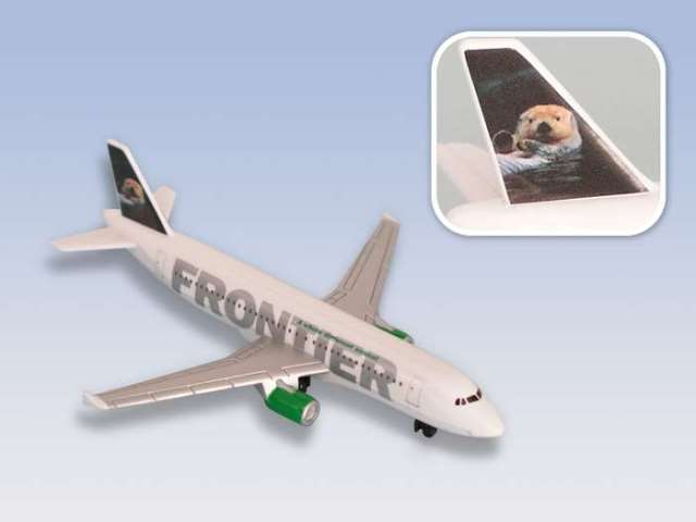Daron Worldwide Trading RT7594 Frontier Single Plane