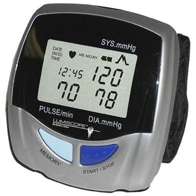 Lumiscope 1143 Digital Auto Wrist BP Monitor