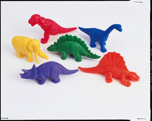 Learning Resources Ler0710 Counters Mini Dinos 108-Pk