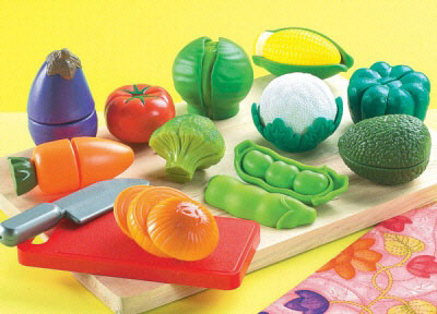 Small World Toys Swt8630103 Vegetable Set