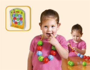 EduShape 997313 BABY BEADS - 10 PCS