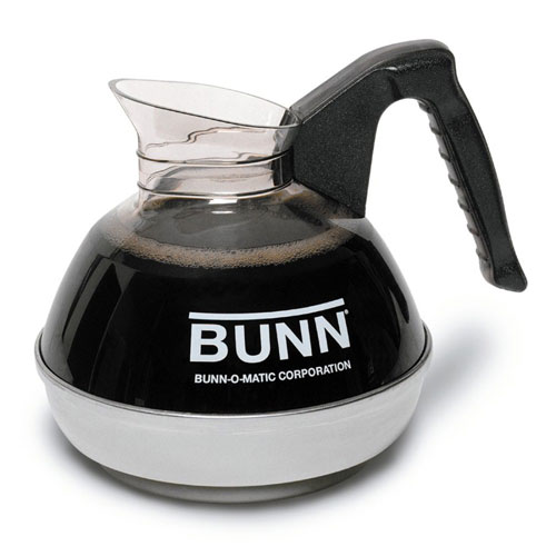 BUNN 6100 Easy Pour Commercial 12-Cup Regular Coffee Decanter