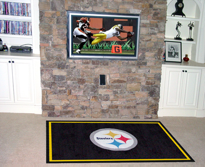 FanMats Pittsburgh Steelers Rug F0006319