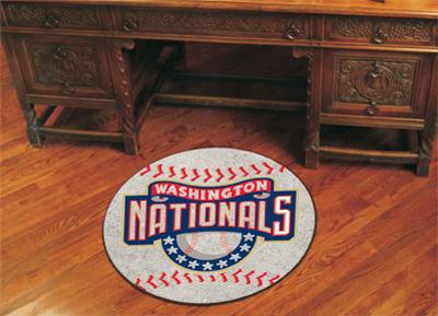FanMats Washington Nationals Baseball Mat F0006457